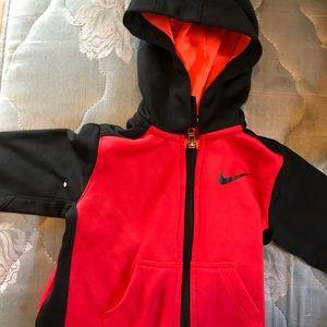 Nike bby boy jackets 12/18 months